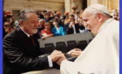 Audijencija kod Pape Franje i blagoslov za sve hrvatske pomorce