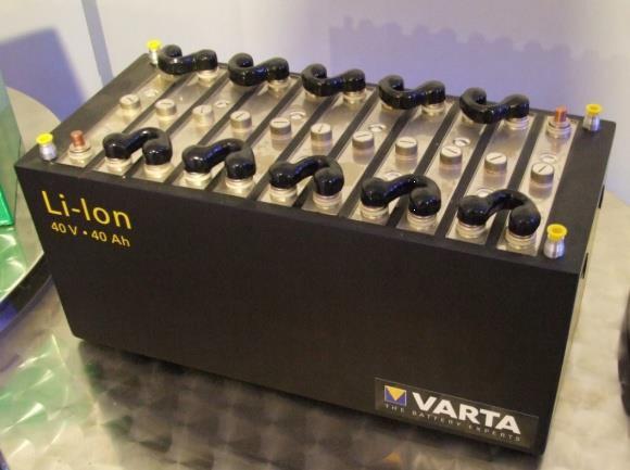 Litij ionska baterija